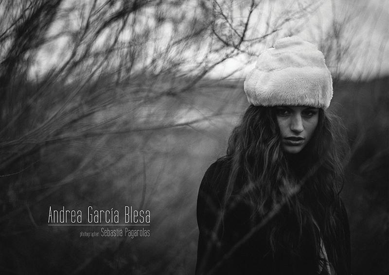 Book fotográfico modelos - actores - músicos - Test en localización - Fotografía natural - fotografía en Barcelona Girona Tarragona y Lleida - Sebastià Pagarolas Fotógrafo modelos - Andrea García Blesa