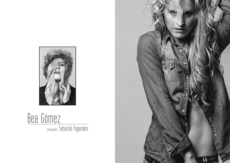 Test Book fotográfico para modelos - actrices - actores - músicos en localización - Fotografía natural - Sesiones en Barcelona - Girona - Tarragona - Lleida