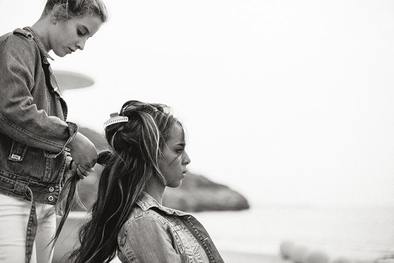 Sebastià Pagarolas - fotografía de moda - fashion photographer - making of - shooting